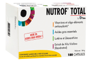 NUTROF TOTAL 180 CAPSULES Image